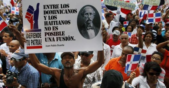 Según autoridades, Gobierno Dominicano deporta mas de 1,500 haitianos todos los días después del de la fiesta de navidad el 25 de diciembre.